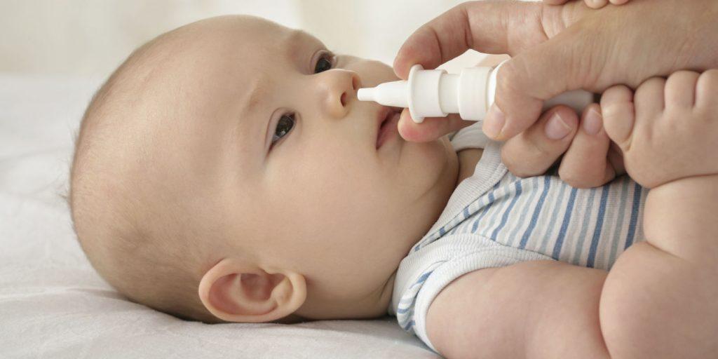 الخنفرة عند الاطفال و الرضع