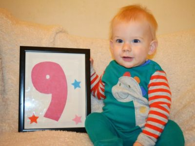 الطفل في الشهر التاسع من العمر, هل حلق شعر الرضيع في الشهر التاسع يؤثر علي رأسه