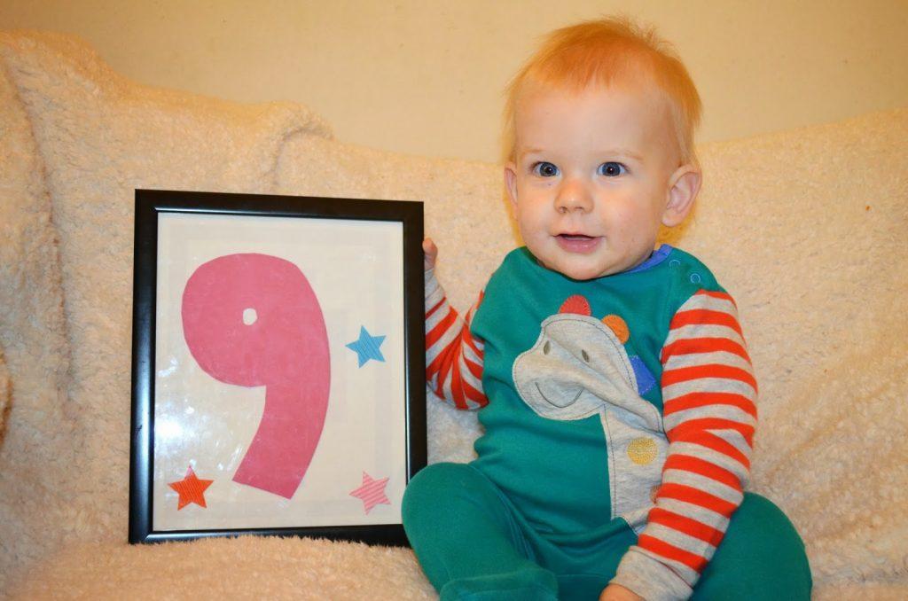 ملامح تطور الطفل في الشهر التاسع من العمر