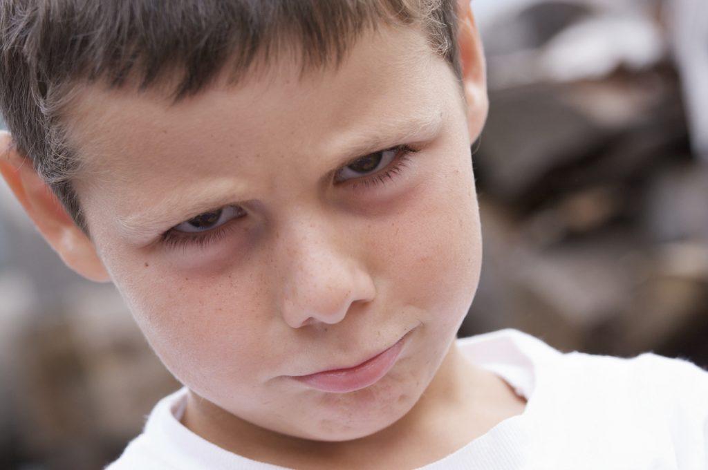 10 طرق مبتكرة للتعامل مع الطفل العصبي