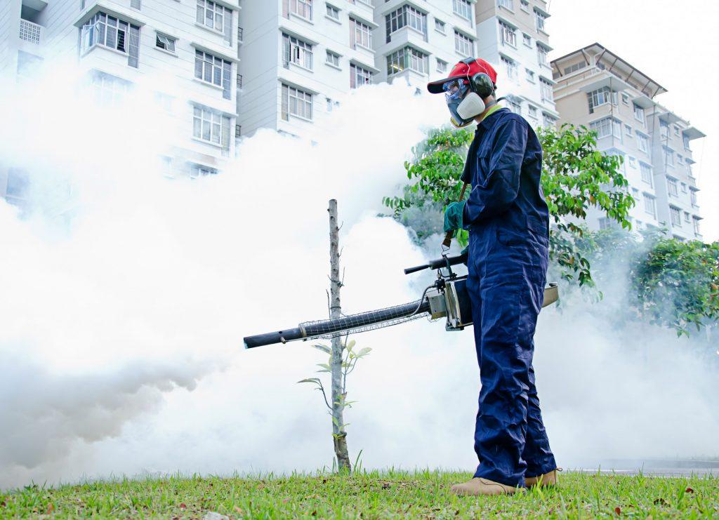 تأثير المبيدات الحشرية على صحة الانسان