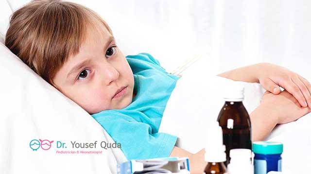 سرعة الترسيب عند الاطفال وعلاجها