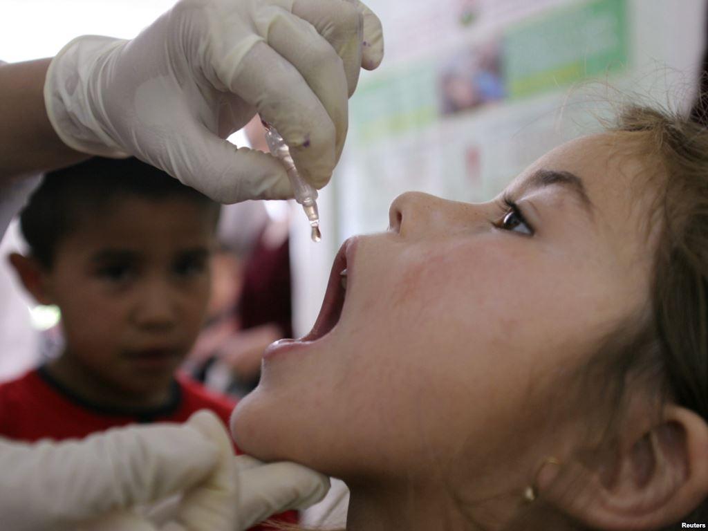 كل شيء عن مرض شلل الاطفال