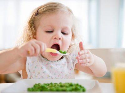 تغذية الطفل في السنة الثانية