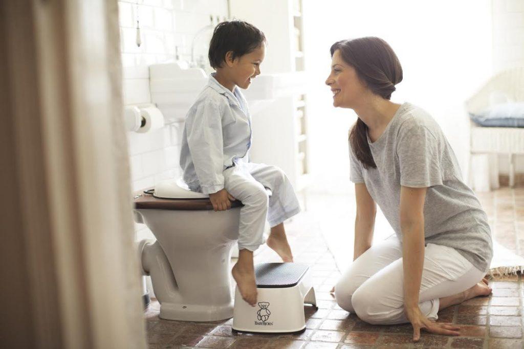 التبرز اللاإرادي عند الاطفال