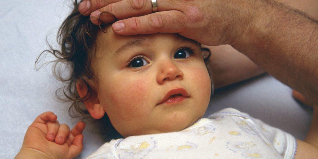 علامات تدل علي الجفاف عند الاطفال