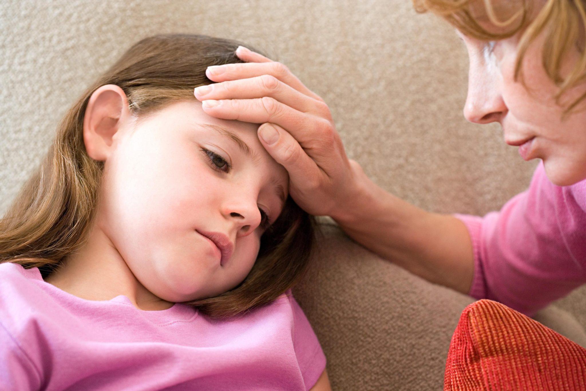 الحمي الروماتيزمية عند الاطفال