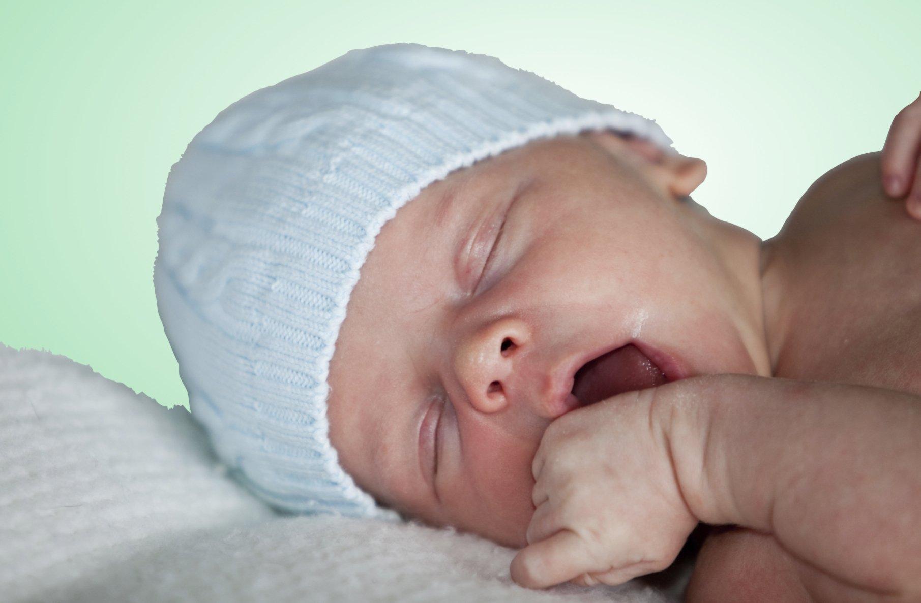 علامات الجوع عند الرضع