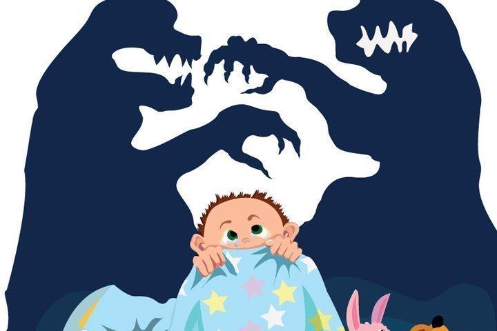 فزع الاطفال الرضع اثناء النوم وعلاجه