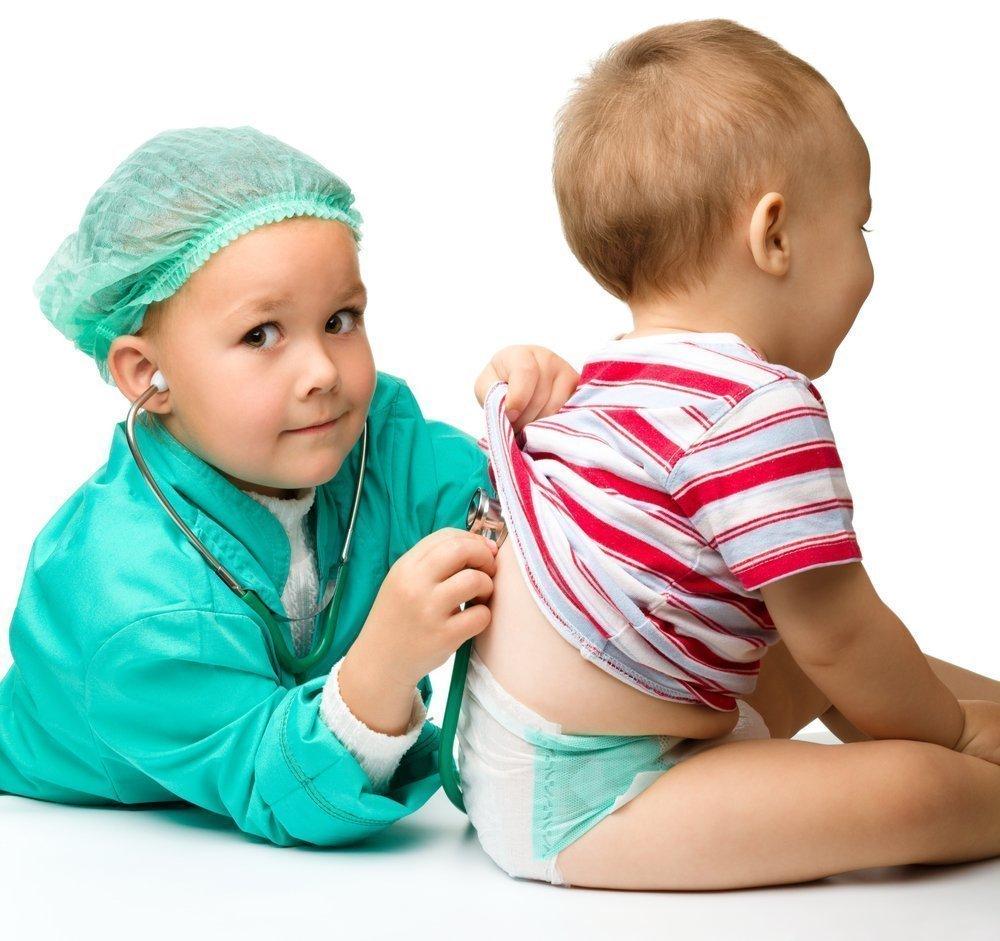تزييق الصدر عند الاطفال الرضع ..اسبابه وعلاجه