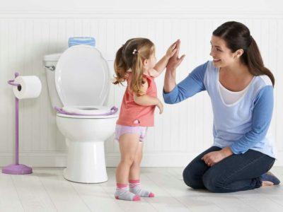 تدريب البنات على البوتي, عيادة الأطفال