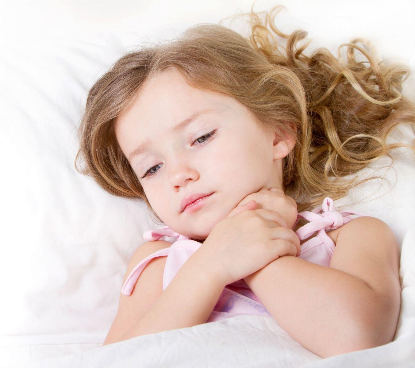 اهم 10 امراض تصيب الاطفال والرضع وعلاجها