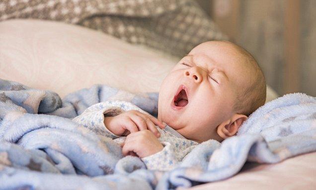 كيفيه تنظيم نوم الطفل الرضيع