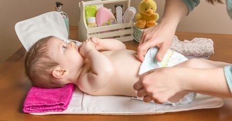 ملف كامل عن التهاب الحفاضات عند الاطفال والرضع