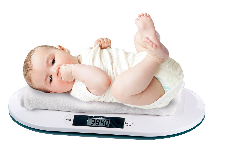 معرفة الوزن الطبيعي للأطفال