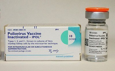 وزارة الصحة: تطعيم جديد لمرضي شلل الأطفال في مصر