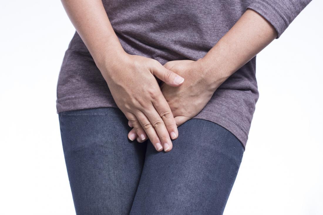 التهاب الجهاز التناسلي عند البنات