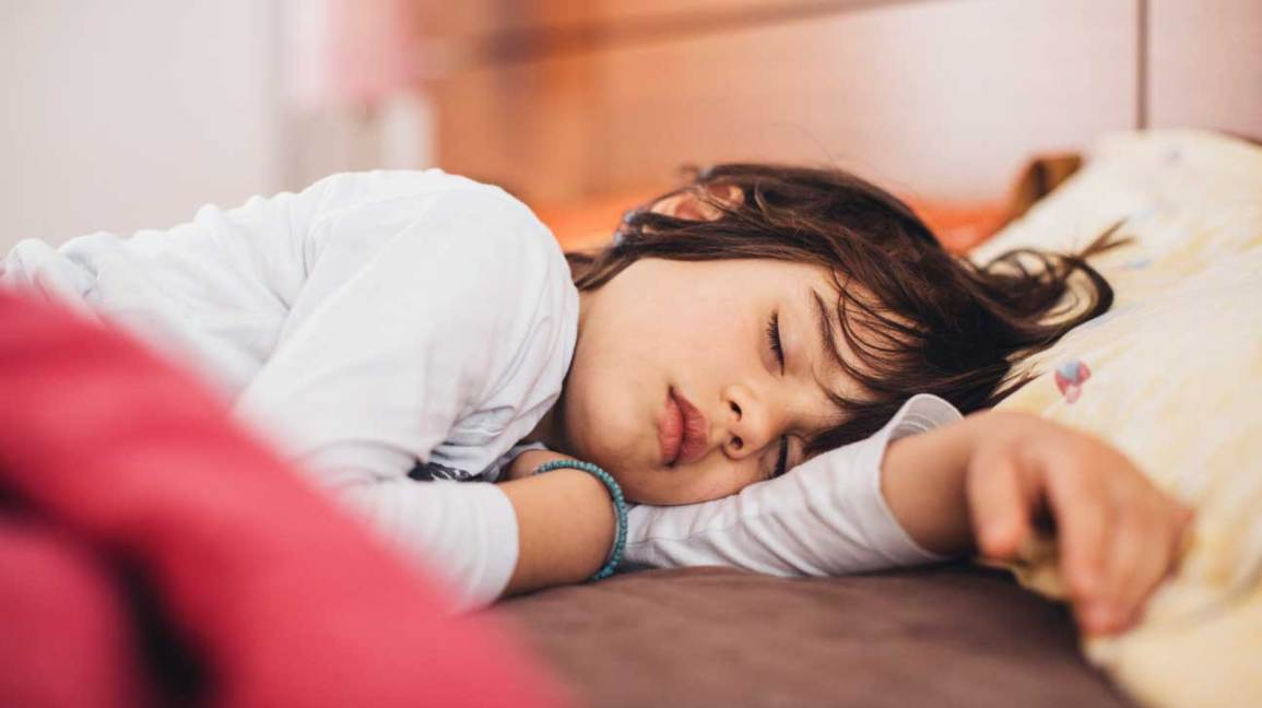 علاج الارق عند الاطفال بالميلاتونين