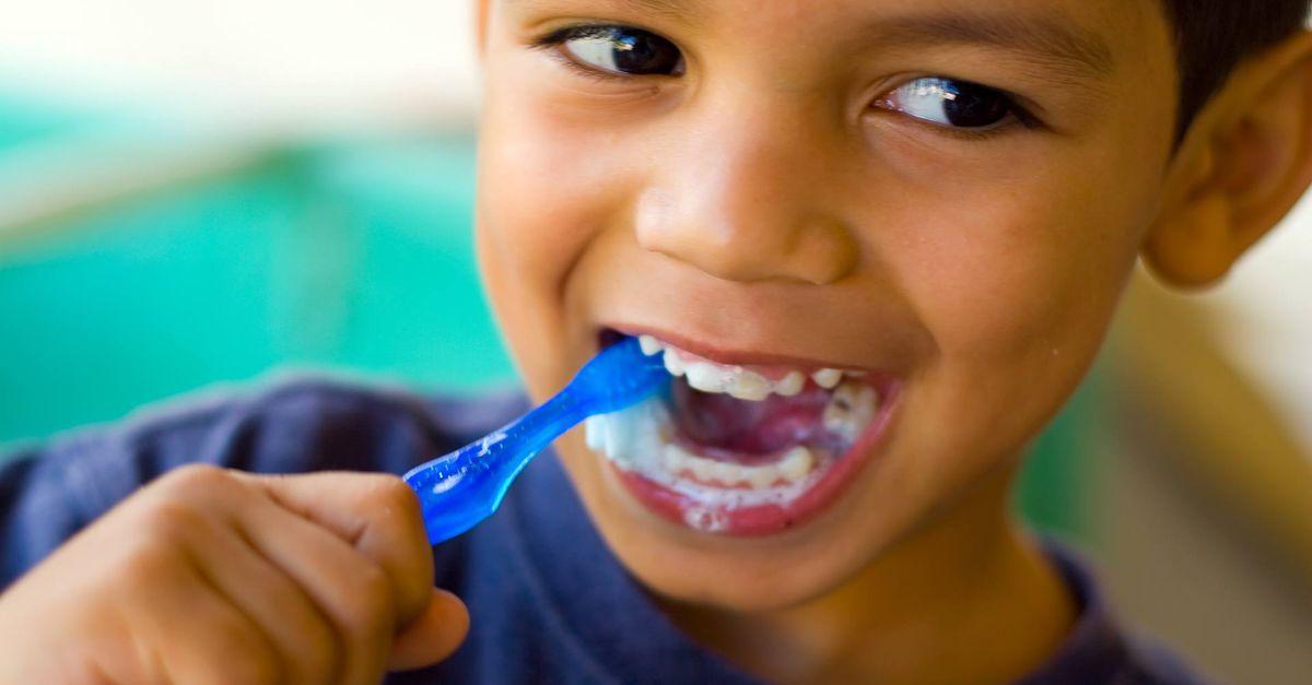 20 عادة صحية تعزز النظافة الشخصية للاطفال